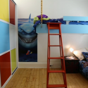 The Block All Stars 2013 room reveal 2
