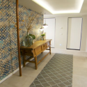 The Block Sky High 2013 Room Reveal 7 – Foyer & Laundry