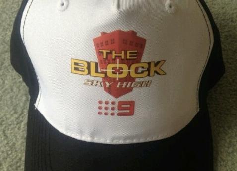 THE_Block_SKY_High_2013_TV_Series_Memorabilia_CAP_HAT_Snap_Back___eBay