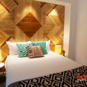3rd Room Reveal for The Block Fans Vs Favourites – Upstairs Room Reveals