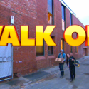 Chantelle & Steve Walk off The Block 2014