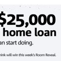 Win $25,000 off your home loan with NAB by voting.