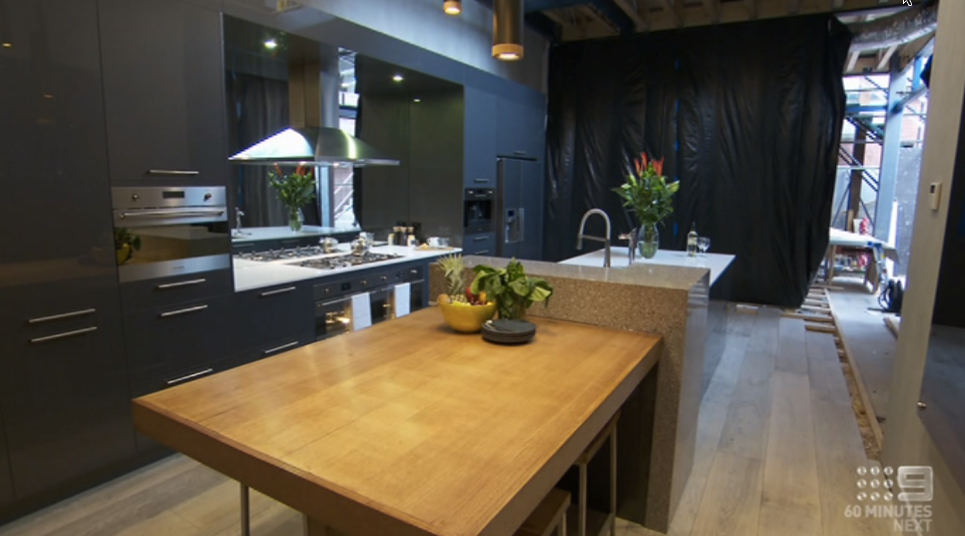 The Block 2014 Kitchen Reveals The Block 2017
