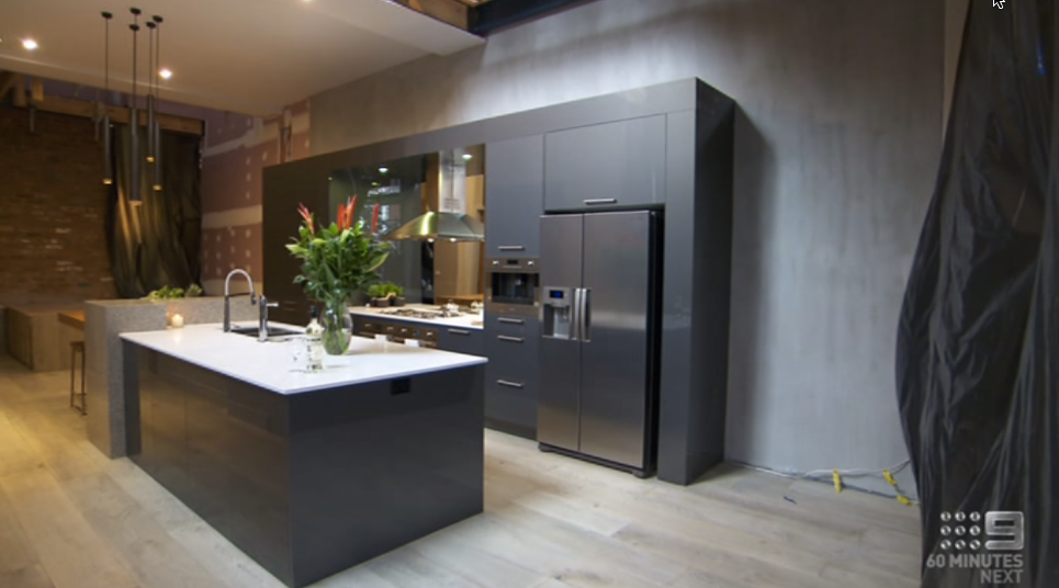 The block 2014 kitchen reveals the block 2017 for Kitchen ideas uk 2014