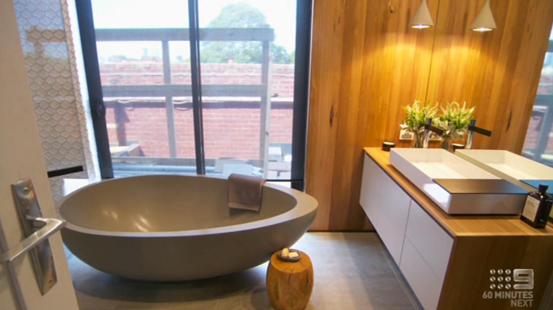 Designs for half bathrooms for Bathrooms r us melbourne