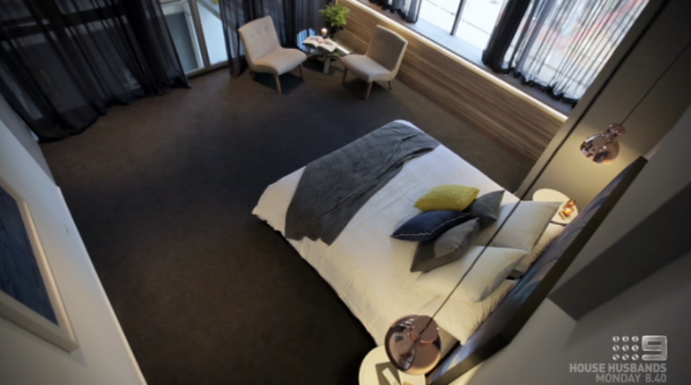 The Block Master Bedroom 2014 modren the block master bedroom 2014 in brad and 2 design inspiration