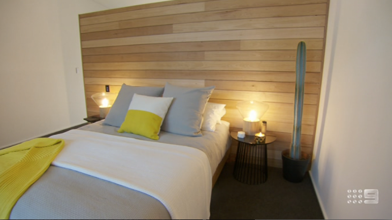 The Block Glasshouse 2014 1st Reveal Guest Bedrooms The
