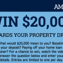 Win $20,000 with The Block and AMP