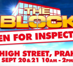 The Block Open for Inspection this weekend