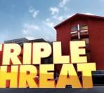 The Block Triple Threat starts Tuesday Feb 27th 7:30 o'BLOCK