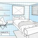 The Block Triple Threat Bedroom Plans