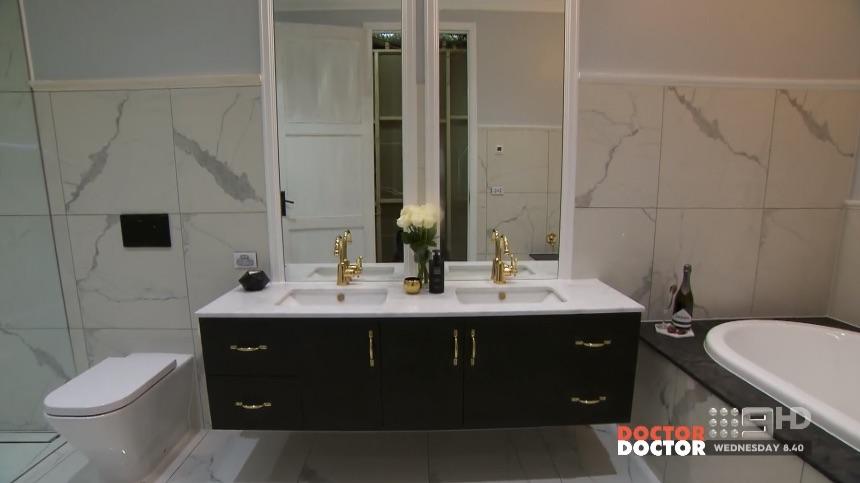 apartment bathrooms. Master Bathroom Reveals The Block 2016 2017 Apartment  Home Decor Laux Us