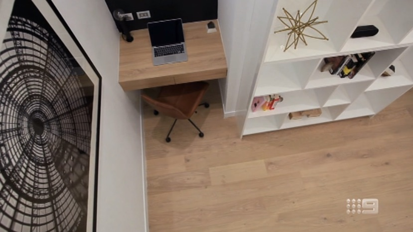 The Block 2016 Will Karlie Apartment 1 Hallways Laundries
